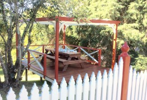Rick Rutherford's Country Summerhouse