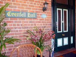 Grenfell Hall Verandah